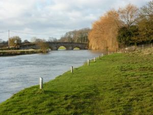 Fotheringhay bridge 2013