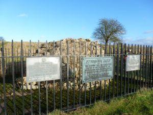 Fotheringhay Ruins
